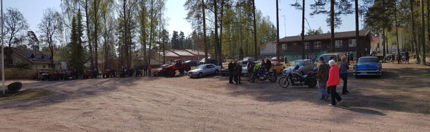 Sampaalan auto- ja traktorinäyttely