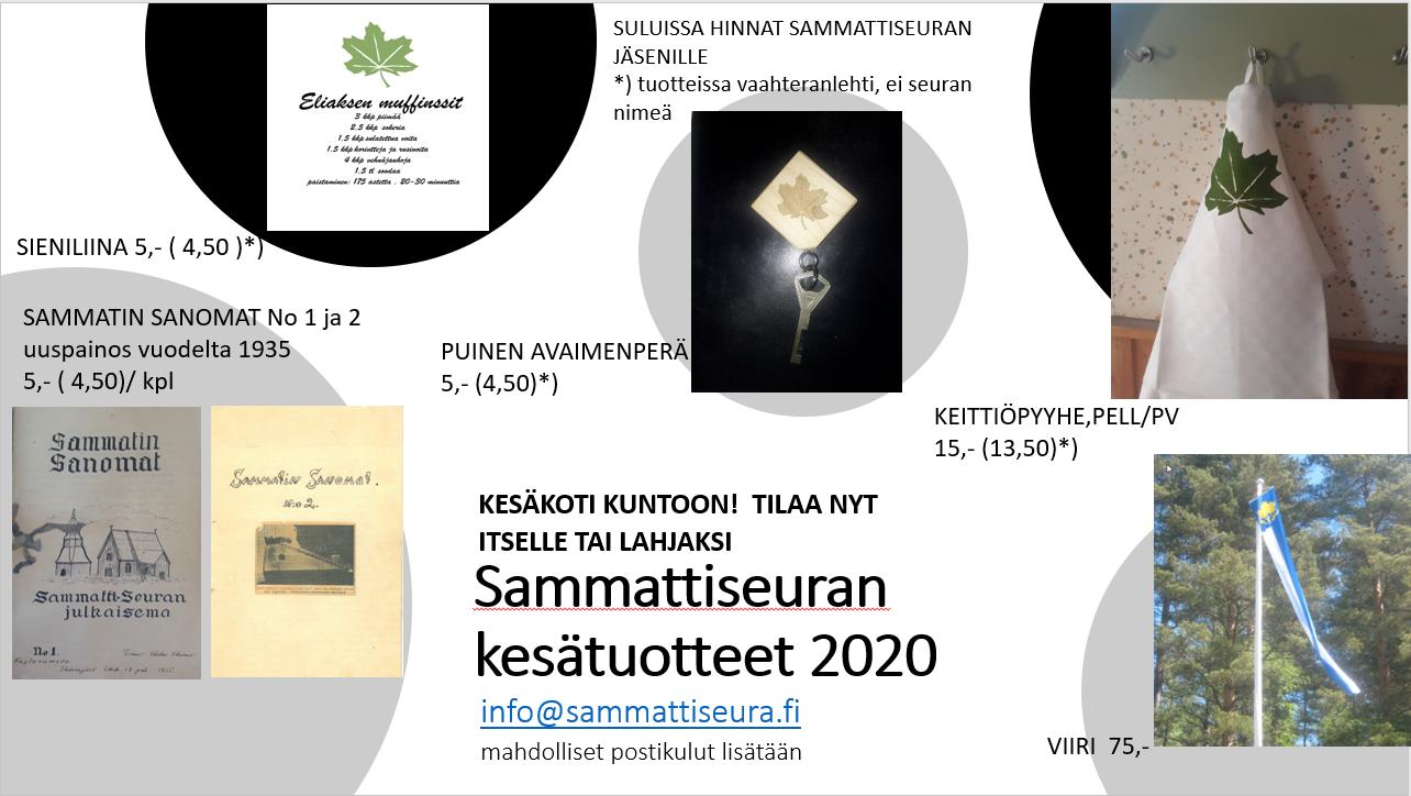 Kesätuotemainos2020